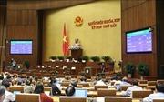 Nghị quyết của Quốc hội về Chương trình xây dựng luật, pháp lệnh năm 2020