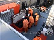 Vụ 9 ngư dân bị mất tích: Xác định danh tính một phần thi thể vừa tìm thấy