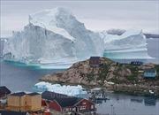Nắng nóng kỷ lục đẩy nhanh quá trình tan băng tại Greenland
