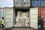 Phạt 250.000 USD đối với công ty nhập khẩu 1.600 tấn rác thải nhựa