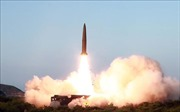 Hàn Quốc xác nhận Triều Tiên đã phóng tên lửa đạn đạo tầm bay 250km