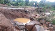 Mưa lũ gây thiệt hại nặng tại nhiều địa phương tỉnh Đắk Nông