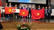 Học sinh Việt Nam đạt giải lớn tại Olympic quốc tế Thiên văn học và Vật lý thiên văn