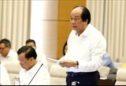 Phiên họp thứ 36 của Ủy ban Thường vụ Quốc hội: Thực hiện đồng bộ, hiệu quả các nghị quyết, kết luận của Ủy ban Thường vụ Quốc hội