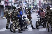 Lực lượng an ninh Ấn Độ ngăn chặn biểu tình bạo lực tại Kashmir