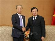 Phó Thủ tướng Trịnh Đình Dũng đánh giá cao đóng góp của JX NOEX tại Việt Nam