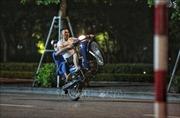 Tái phát tình trạng đua xe trái phép ở Hà Nội
