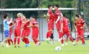 Vòng loại World Cup 2022: Tuyển Việt Nam mặc áo đỏ truyền thống trong trận gặp Thái Lan
