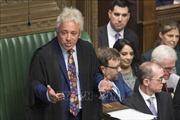 Chủ tịch Hạ viện Anh John Bercow tuyên bố có thể từ chức