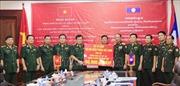 Việt Nam - Lào đẩy mạnh hợp tác giữ gìn an ninh, biên giới