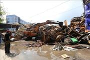 Vụ cháy Công ty Rạng Đông: Mở thêm đường chuyển chất thải, đẩy nhanh tiến độ tẩy độc