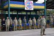 Tập trận chỉ huy quốc tế Rapid Trident-2019 tại Ukraine