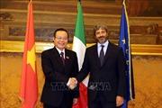 Đẩy mạnh hợp tác giữa Quốc hội Việt Nam và Nghị viện Italy