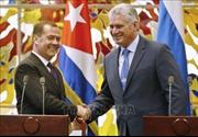 Động lực mới cho tình thân truyền thống Nga - Cuba
