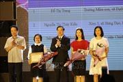 Trao giải thi tìm hiểu về lịch sử Đảng Cộng sản Việt Nam trên mạng VCNET