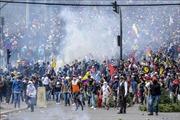 Tổng thống Ecuador L.Moreno đề xuất đàm phán với người biểu tình