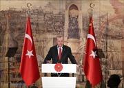 Thổ Nhĩ Kỳ gây sức ép với Mỹ về thỏa thuận ngừng bắn
