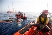 93% dân di cư châu Phi sẵn sàng chấp nhận nguy hiểm để tới châu Âu