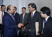 Thủ tướng Nguyễn Xuân Phúc đến Thủ đô Tokyo, Nhật Bản