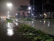 Hoàn lưu bão số 5 tiếp tục gây mưa lớn tại các tỉnh từ Thừa Thiên - Huế đến Bình Định