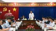 Đoàn kiểm tra của Bộ Nội vụ làm việc với UBND tỉnh Bình Dương