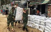 Bão số 6 gây mưa to đến rất to tại các tỉnh từ Quảng Ngãi tới Khánh Hoà