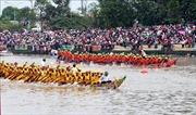 Tưng bừng Khai mạc Giải đua ghe Ngo Sóc Trăng khu vực ĐBSCL 2019
