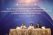 Hội thảo Diễn đàn Khu vực ASEAN (ARF) lần thứ hai về thực hiện Công ước Luật biển 1982
