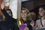 Tổng thống tạm quyền Bolivia hối thúc thông qua dự luật tổ chức bầu cử mới