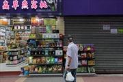 Doanh thu bán lẻ tại Hong Kong giảm kỷ lục