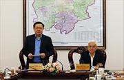 Đoàn Kiểm tra của Bộ Chính trị làm việc với Ban Thường vụ Tỉnh ủy Bình Phước