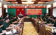 Phó Chủ tịch nước Đặng Thị Ngọc Thịnh thăm và làm việc tại Quân khu 7