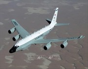 Máy bay do thám của Mỹ tiếp tục xuất hiện trên Bán đảo Triều Tiên