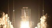 Trung Quốc phóng tên lửa Trường Chinh-5 mang vệ tinh viễn thông