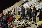 Ít nhất 18 người thiệt mạng, trên 500 người bị thương trong vụ động đất ở Thổ Nhĩ Kỳ