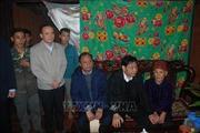 Bộ trưởng Nguyễn Xuân Cường làm việc tại Bắc Kạn để khắc phục thiệt hại do mưa đá