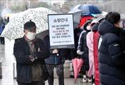 Khuyến cáo lao động Việt Nam đang làm việc tại Hàn Quốc hạn chế đi lại nơi công cộng