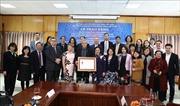 Trao Huân chương Hữu nghị của Nhà nước tặng tập thể Hội Hữu nghị Phần Lan-Việt Nam