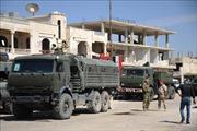 Nga - Thổ Nhĩ Kỳ nhất trí tuần tra chung tại Idlib, Syria