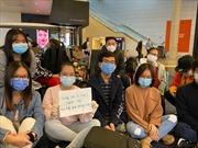 Du học sinh Việt Nam bị kẹt ở sân bay Mỹ: Đã tìm chuyến bay phù hợp để đưa về nước