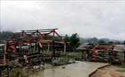 Mưa lớn kèm theo giông tại Tuyên Quang làm 81 ngôi nhà bị hư hỏng, tốc mái