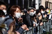 Dịch COVID-19: Thủ đô Tokyo của Nhật Bản ghi nhận trên 60 ca trong ngày 28/3