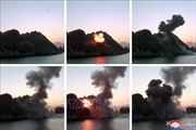 Máy bay Mỹ tiếp tục do thám Triều Tiên sau khi Bình Nhưỡng thử vũ khí