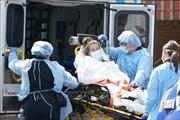 Mỹ ghi nhận trên 1.200 ca tử vong do COVID-19 trong 24 giờ