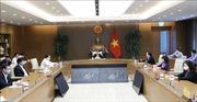 Phó Thủ tướng Vũ Đức Đam tiếp tục làm việc với Bộ GD-ĐT về phương án thi THPT quốc gia 2020