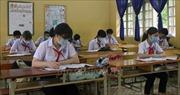 Ghi nhận ngày đầu học sinh trở lại trường học sau đợt nghỉ dịch COVID-19