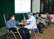 Hiến máu tình nguyện tại hệ thống Học viện Chính trị quốc gia Hồ Chí Minh
