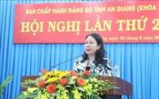 An Giang: Cho ý kiến các văn bản trình Đại hội Đảng bộ tỉnh lần thứ XI