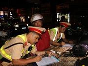Bình Phước: Phát hiện 292 tài xế vi phạm nồng độ cồn, 2 trường hợp dương tính với ma túy