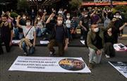 Biểu tình chống kỳ thị chủng tộc lan rộng ở châu Âu và Bắc Phi